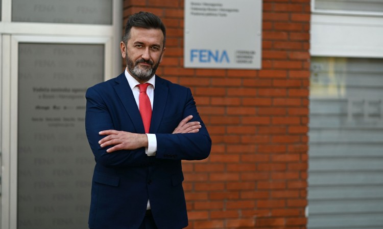 FENA opens a multimedia center and correspondence office in Tuzla