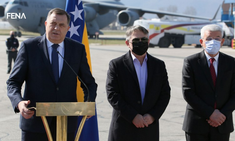 Dodik: We agreed to hold a forum on cooperation between BiH and Serbia