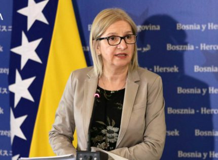 Commission for deciding on conflict of interests imposes sanctions on Čović and Nešić