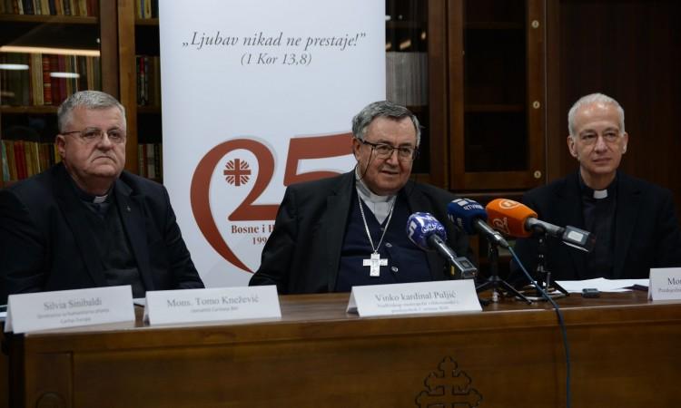 Landau: Europe must show solidarity and help BiH resolve the migrant crisis