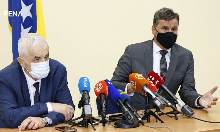 FBiH Government selects two companies to procure Sputnik V vaccines