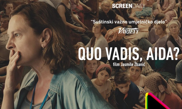 'Quo Vadis, Aida?' officially nominated for an Academy Award