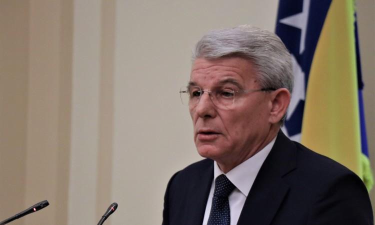 Džaferović: Blinken's letter confirms that the US is BiH's closest friend