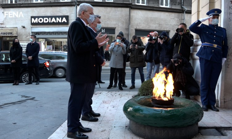 Sarajevo showed that it has the courage to resist evil