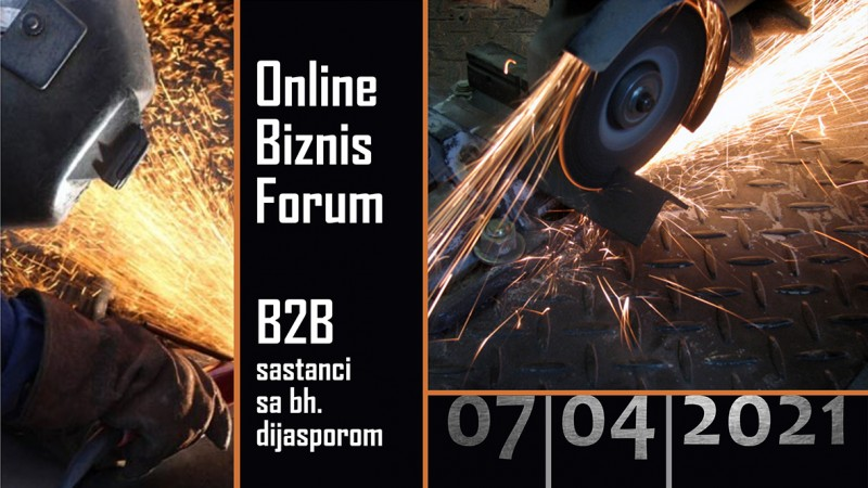 New investments announced at an online business forum of BiH diaspora