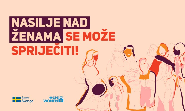 UN Women BiH supports improvement of media's role in preventing violence against women