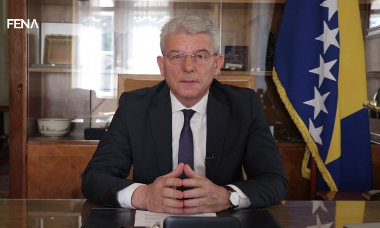 Džaferović: If it were not for the Army of RBiH, there would be no BiH today
