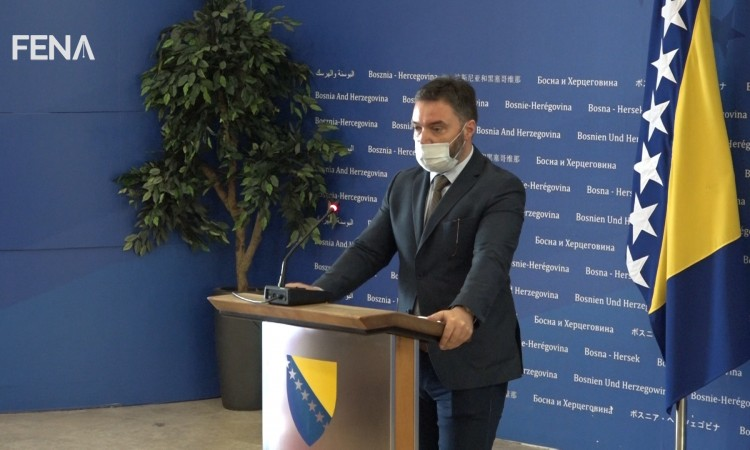 BiH CoM rejects Košarac's proposal on protective measures on meat imports