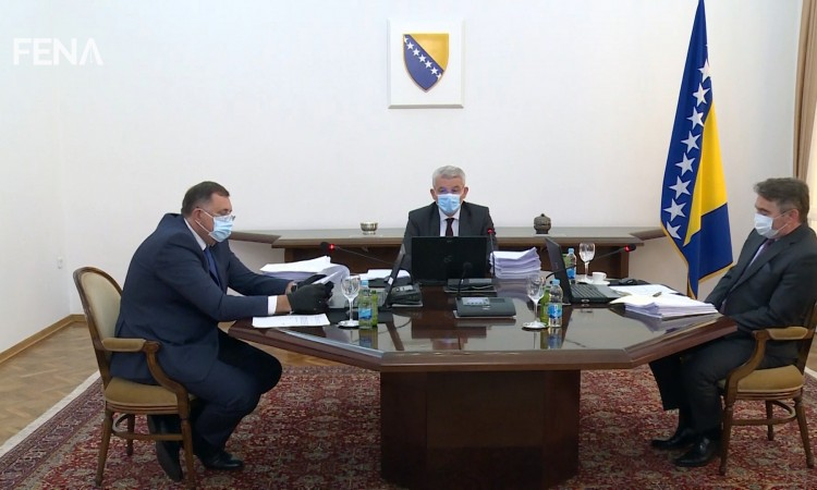 BiH Presidency approves the purchase of 200,000 Pfizer/BioNTech vaccines