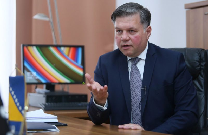 Brkić: At the moment, I'm not sure that all NATO states would support BiH's accession