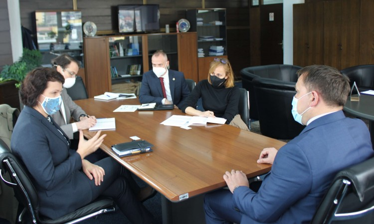 Dedić and Nedera: Cooperation with UNDP on agriculture projects in FBiH