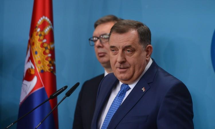 Dodik: Republika Srpska does not want war or secession from BiH
