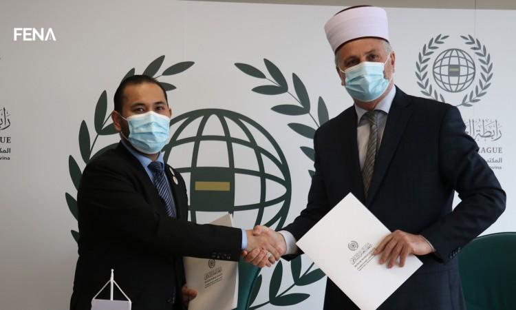 Qari: Muslim World League in Sarajevo a bridge between the Balkan states and KSA