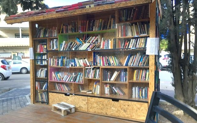 World Book Day: Street libraries in Mostar