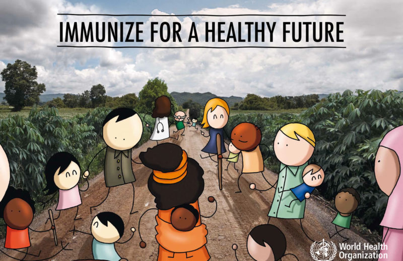 European Immunization Week – Vaccines bring us closer