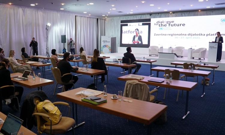 Results of the Joint Regional Program 'Dialogue for the Future' presented