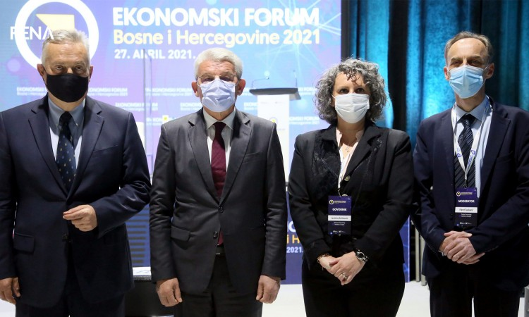 Green economy and the 'new normal' central topics of fifth Economic Forum