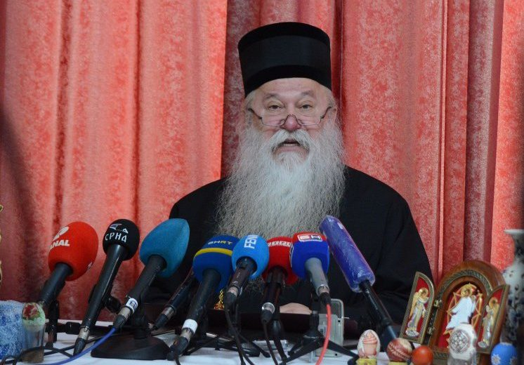 Hrizostom: Let us take care of ourselves, our loved ones, and also help others