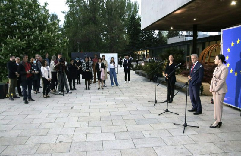 'Awakening Solidarity' exhibition opens in Sarajevo on the occasion of Europe Day