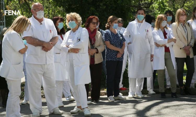 General Hospital 'Prim.dr. Abdulah Nakaš' marks 155 years of its work