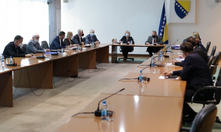 Interdepartmental working group to amend election legislation constituted today