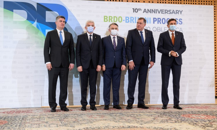 Džaferović: EU can be complete only when all WB countries become its members
