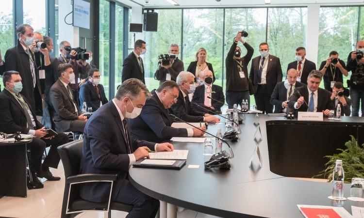 Komšić: Brdo-Brioni Process should help countries in region to move faster towards the EU