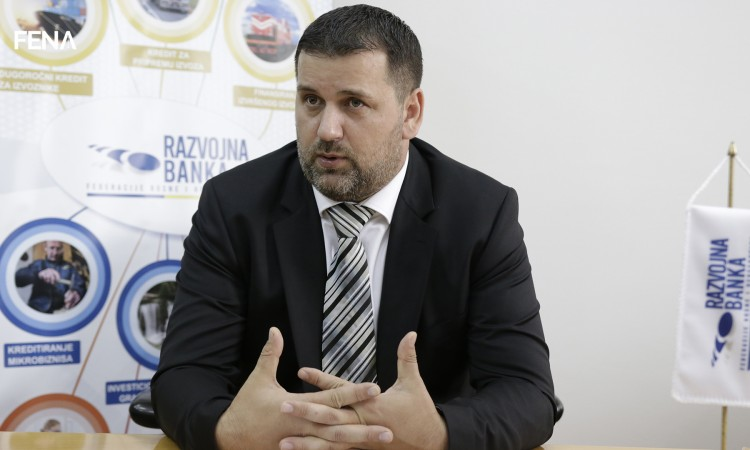 Fejzić: Guarantee Fund has helped companies maintain liquidity, employment and exports