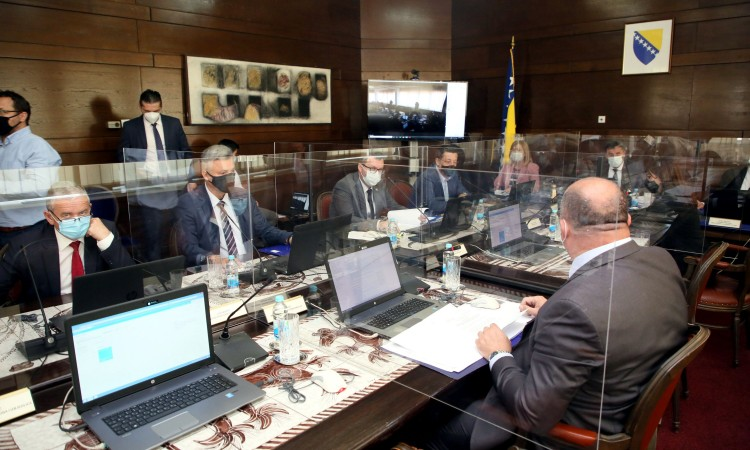 Crisis Staff eases epidemiological measures on the territory of FBiH
