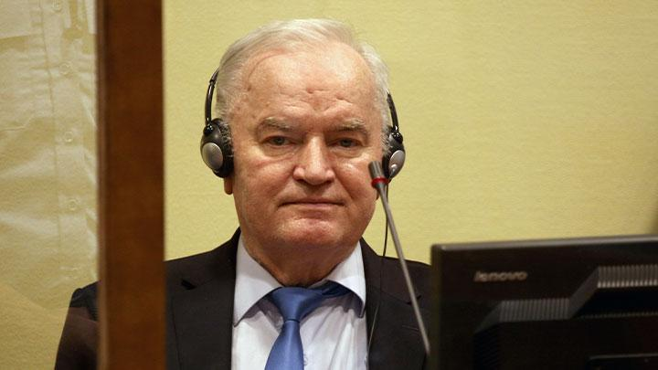 Ratko Mladić found guilty of genocide and sentenced to life imprisonment