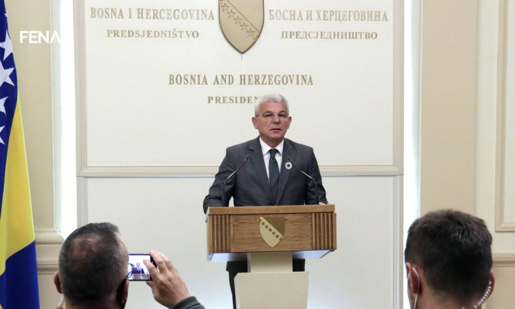 Džaferović: There is no punishment that would be adequate for Mladić's crimes