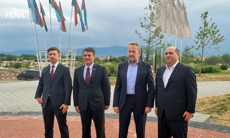 Izetbegović in Aghdam: BiH and Azerbaijan share many things in common