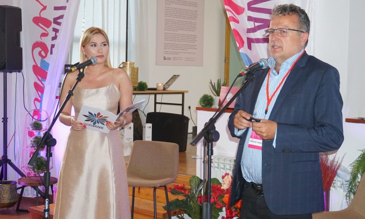 The 4th International Festival of Contemporary Woman officially opens in Tuzla