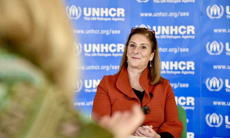 Gagné: Globally, 48 percent of refugee children don't go to school due to pandemic