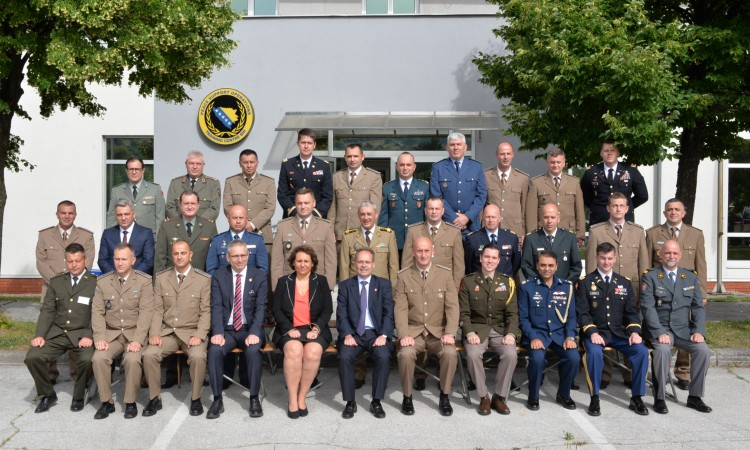 Swiss – BiH security policy cooperation