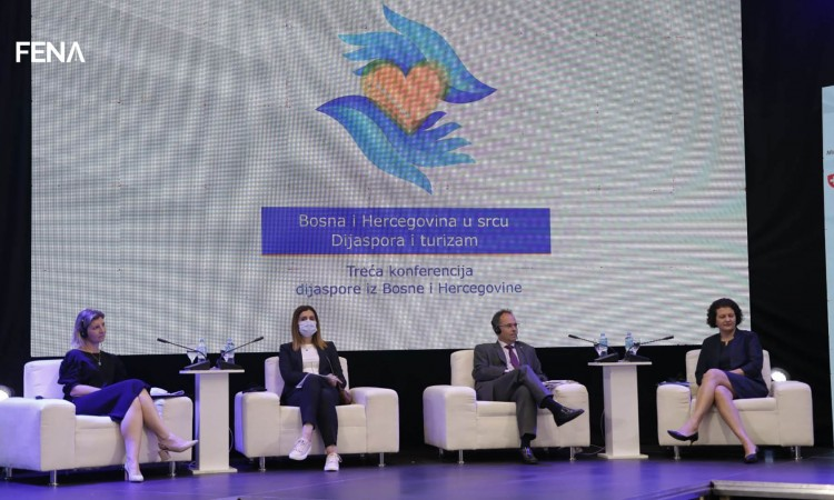 Diaspora and tourism as drivers of economic development in BiH