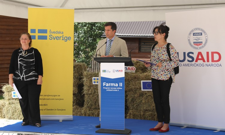More than 1,000 jobs created with the help of FARMA II project