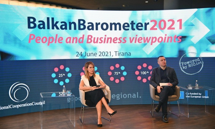 Bregu: Human uncertainty and vulnerability are main concerns of WB citizens