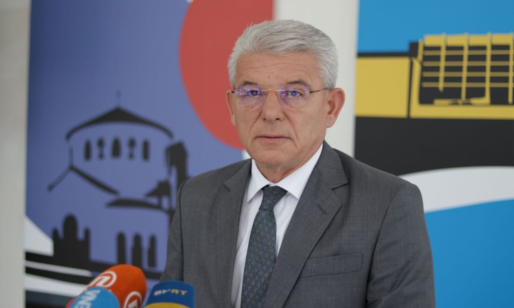 Džaferović: Čović must also respect decisions of European Court of Human Rights
