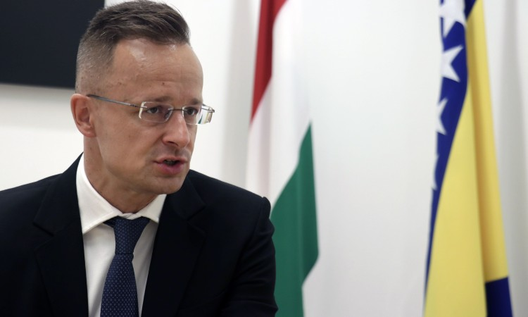 Szijjarto: Hungary is in favor of granting candidate status to BiH, but I am less optimistic when it comes to decision-making in Brussels
