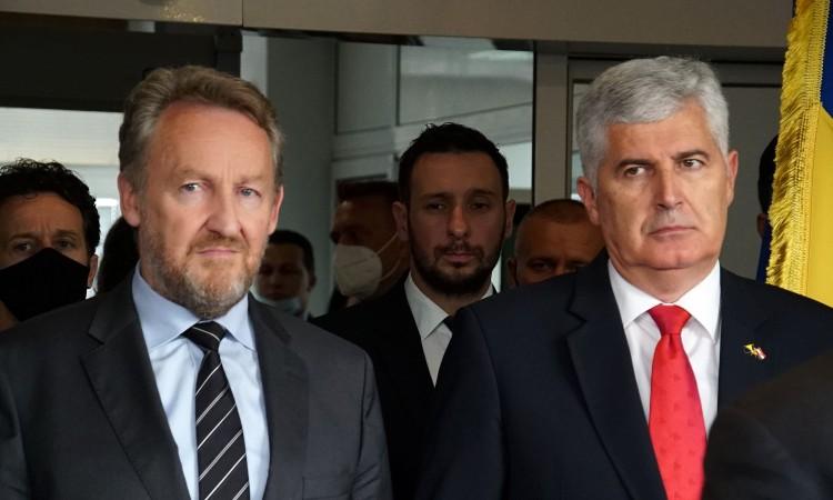 Čović to Izetbegović: You have presented well-known stubborn political views