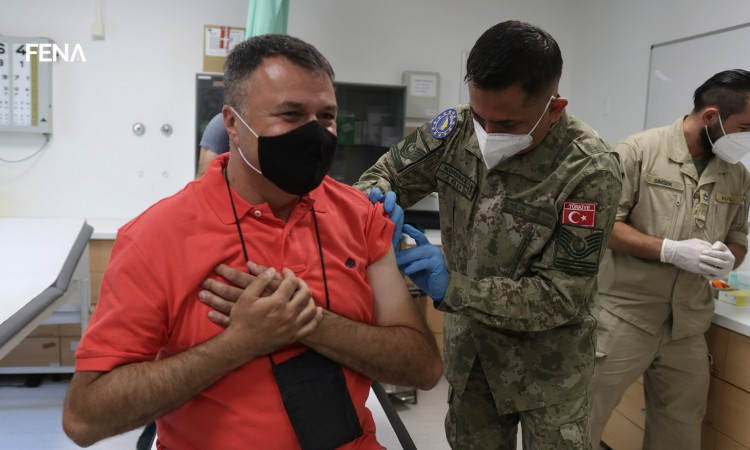Hungary donates vaccines for immunization of local EUFOR staff in Sarajevo