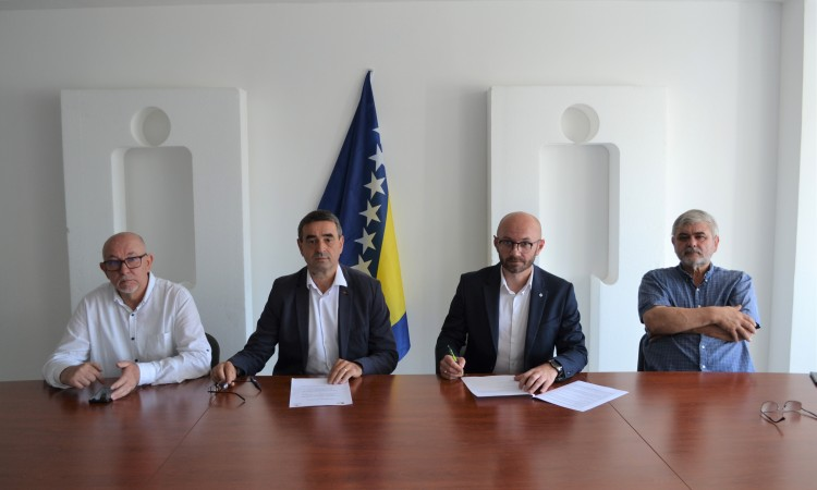 ICRC and BiH Missing Persons Institute cooperate in search for missing persons
