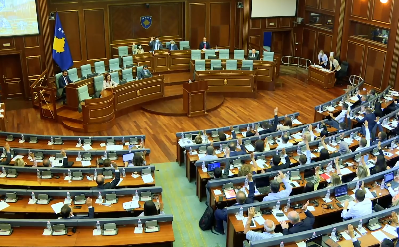 The Parliament of Kosovo passes a Resolution on the Srebrenica genocide