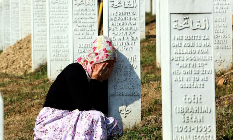 Nderitu: Intl. community has recognized its responsibility for Srebrenica