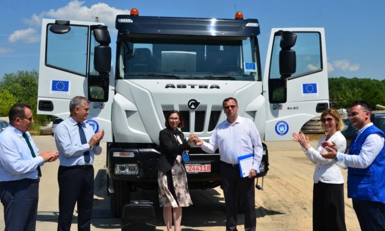 European Union's donation to support freshwater provision to Bihać