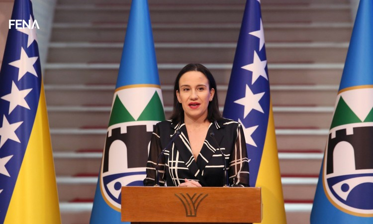 Karić: We want to make the City of Sarajevo modern and contemporary