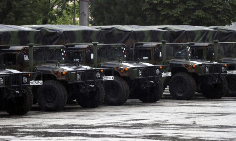 US donates 21 multi-purpose vehicles to BiH Armed Forces