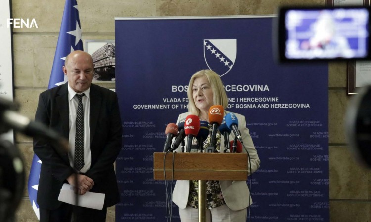 Milićević: All categories of the revenues in FBiH have had significant growth