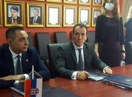 Delegations of BiH and Serbia sign several agreements in Zvornik